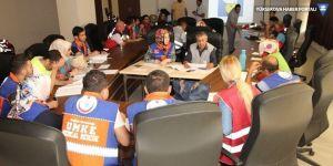 Van'da 'Hastanelere Afet ve Acil Durum Planlaması' eğitimi