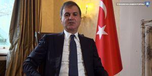 AK Parti'de yeni sözcü Ömer Çelik oldu