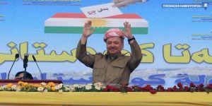 Barzani: Garanti verilirse 25 Eylül'de referandum değil kutlama yapacağız