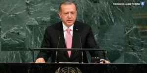 Cumhurbaşkanı Erdoğan: Referandumdan vazgeçmeye çağırıyorum