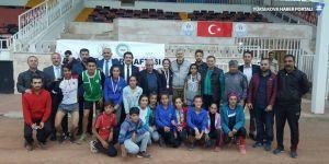 Van'da Amatör Spor Haftası etkinlikleri başladı