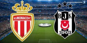 Monaco - Beşiktaş maçını Mazic yönetecek