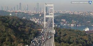 FSM'de kapalı şeritler trafiğe açılıyor