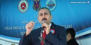 Adalet Bakanı Gül: Demirtaş, CHP istediği için içeride!