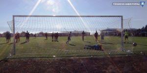 Erciş Gençlik Belediye Spor: 4 - Yüksekova Belediye Spor: 2