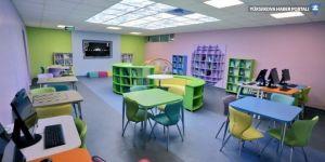 Çukurca'da Z Kütüphane açılışı