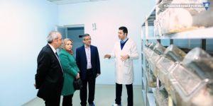 Van YYÜ ile Urumiye Üniversitesi arasında işbirliği