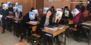 İstanbul'dan Hakkari'ye kitap desteği