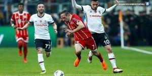 Beşiktaş: 1 - Bayern Münih: 3
