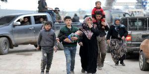 Kızılhaç Afrin'e erişim istedi