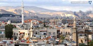 Şam'da roketli saldırı