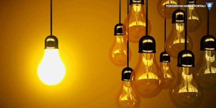 VEDAŞ'tan elektrik kesintisi duyurusu