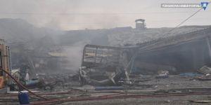 Iğdır'da patlama: 4 ölü, 12 yaralı