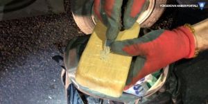 Van'da bir otomobilde 20 kilo eroin ele geçirildi