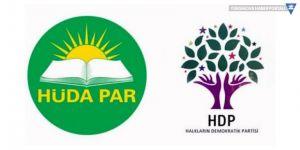 HÜDA-PAR'dan HDP'ye çağrı: Barış şerbeti içmeye hazırız