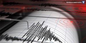 Van'da 3,4 şiddetinde deprem meydana geldi