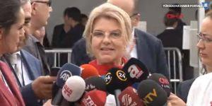 Tansu Çiller, AK Parti mitingine katıldı