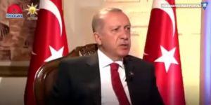 Erdoğan'dan 'HDP' yanıtı: Siz söyleyenine rastlamışsınız
