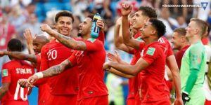 Dünya Kupası: İngiltere yarı finalde