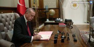 Erdoğan'dan iki bakanlığa yeni atamalar