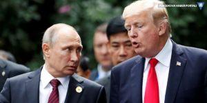 Putin: Elimizde Trump'ın uygunsuz görüntüsü yok!