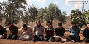 El Kaideciler IŞİD'lileri kurşuna dizdi
