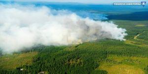 İsveç'te orman yangınları büyüyor