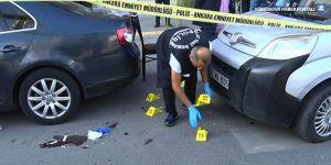 Ankara'da silahlı çatışma: 4 yaralı