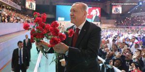 Erdoğan AK Parti kongresinde konuştu: Teslim olmadık, olmayacağız