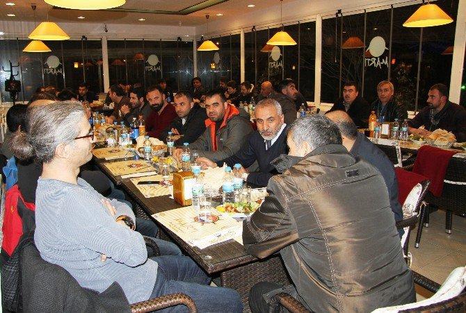 Van'da 10 Ocak Çalışan Gazeteciler Günü etkinliği