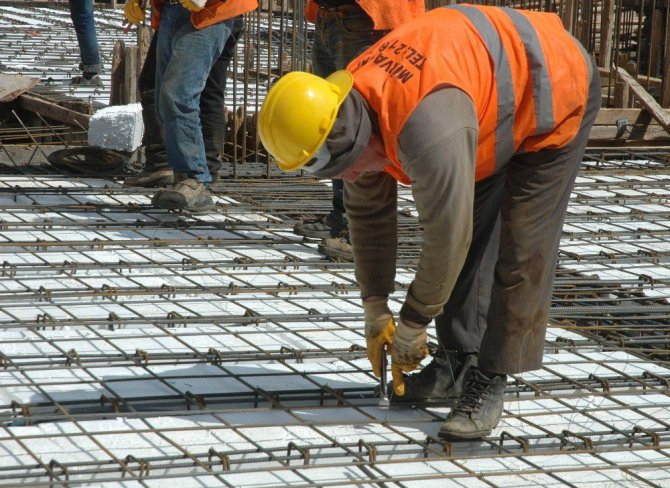Van'da inşaat sezonu başladı