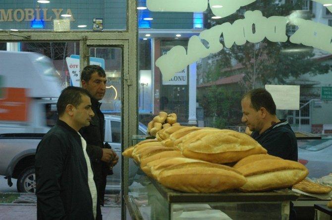 Van'da ekmeğe 20 kuruş zam