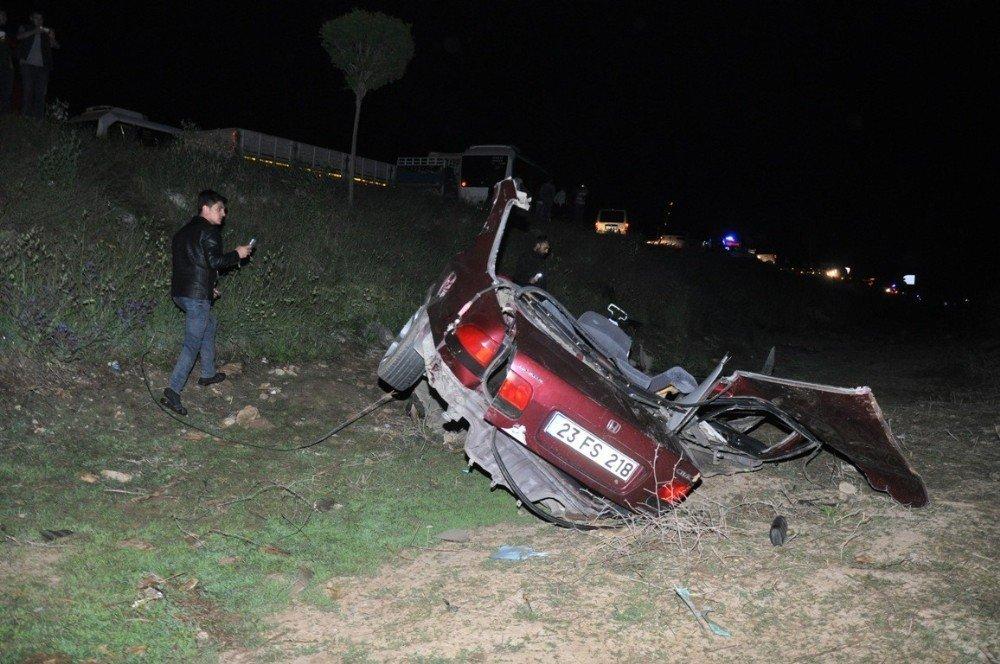 Tatvan'da trafik kazası: 3 Ölü 8 Yaralı