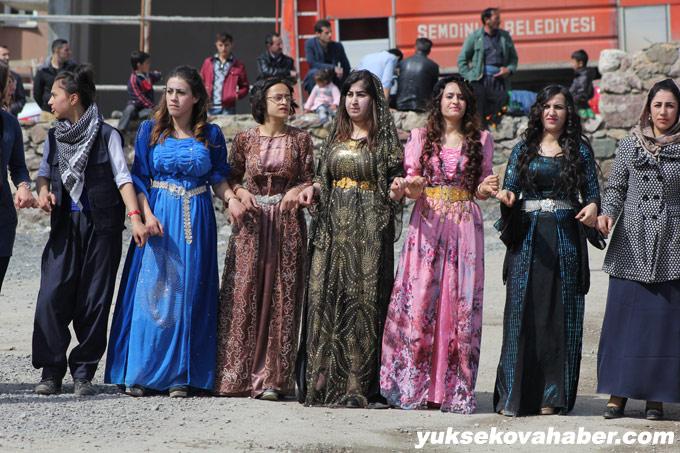 Şemdinli'de kadınlar günü kutlandı 2015