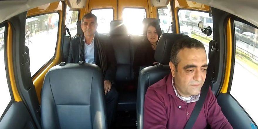 İstanbul'dan bir Tahir Elçi geçti...