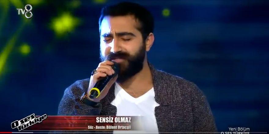 Yüksekovalı Sayim Acar O Ses Türkiye'de
