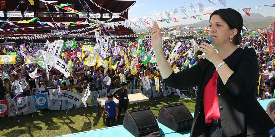 Pervin Buldan: Gever bir barış kentidir
