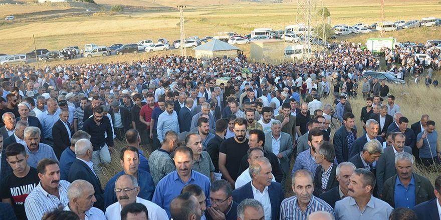Video: Ferheng ve Sertip Dara'yı binler uğurladı